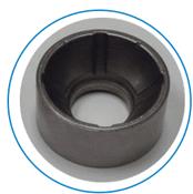 Sintered metal bearing