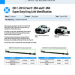 2011-2016-Ford-F-250-and-F-350-Super-Duty-Drag-Link-Identification-EN