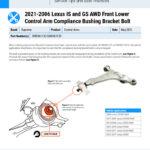 2021-2006-Lexus-IS-and-GS-AWD-Front-Lower-Control-Arm-Compliance-Bushing-Bracket-Bolt-EN