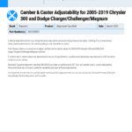 Camber-Caster-Adjustability-for-2005-2019-Chrysler-300-and-Dodge-ChargerChallengerMagnum-EN