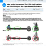E-Major-Design-Improvement-2017-2009-Ford-Expedition-and-Lincoln-Navigator-Rear-Upper-Rearward-Control-Arm