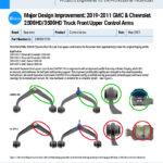E-Major-Design-Improvement-2019-2011-GMC-Chevrolet-2500HD3500HD-Truck-Front-Upper-Control-Arms