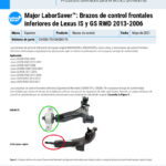 Major-LaborSaver-2013-2006-Lexus-IS-and-GS-RWD-Front-Lower-Control-Arms-ES