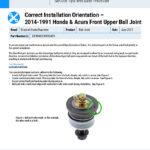 Correct-Installation-Orientation-–-2014-1991-Honda-Acura-Front-Upper-Ball-Joint_EN