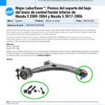 Major-LaborSaver-2009-2004-Mazda-3-and-2017-2006-Mazda-5-Front-Lower-Control-Arm-Bushing-Bracket-Bolts-ES