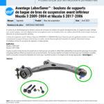 Major-LaborSaver-2009-2004-Mazda-3-and-2017-2006-Mazda-5-Front-Lower-Control-Arm-Bushing-Bracket-Bolts-FR