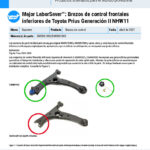Major-LaborSaver-Toyota-Prius-Generation-II-NHW11-Front-Lower-Control-Arms-ES