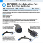2007-2001-Chrysler-Dodge-Minivan-Front-Lower-Control-Arm-Identification-EN