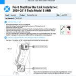 Front-Stabilizer-Bar-Link-Installation-–-2020-2014-Tesla-Model-S-AWD-EN