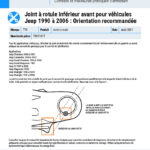 2006-1990-Jeep-Front-Lower-Ball-Joint-Correct-Installation-Orientation-FR
