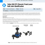 Volvo-S60-P2-Chassis-Front-Lower-Ball-Joint-Identification-EN
